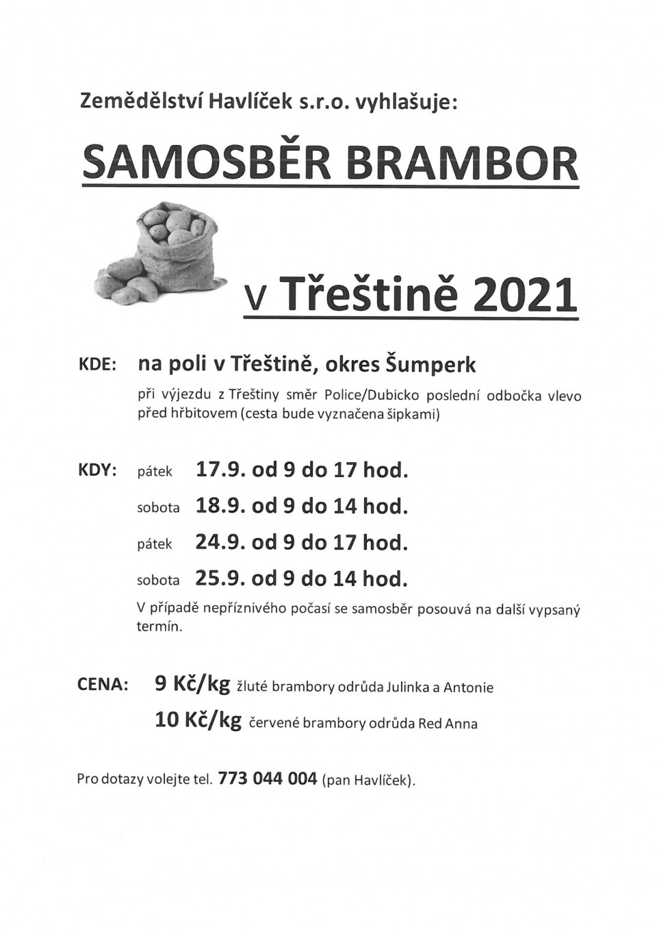 samosber-brambor-v-trestine-2021